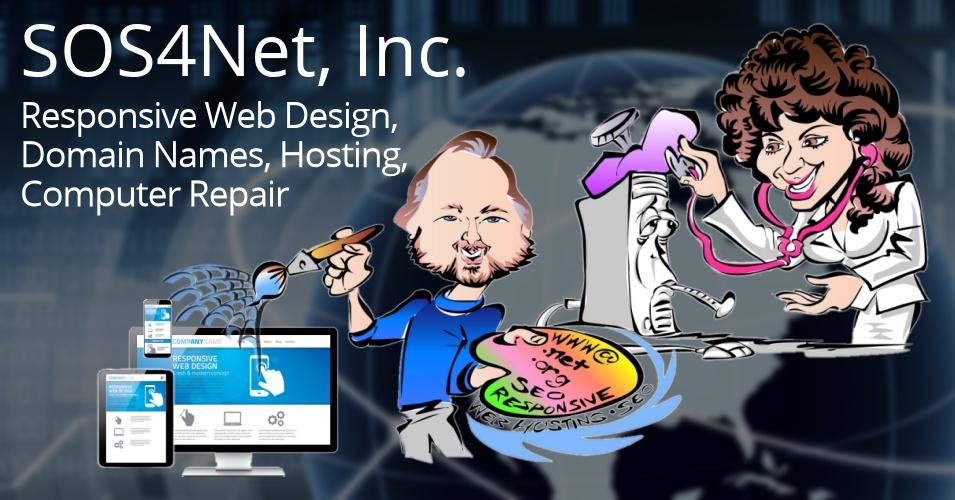 Web Design & Hosting, Domain Names, SEO, Computer Repair, Centennial & Denver